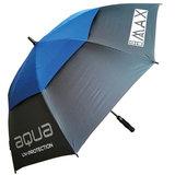 Big Max Aqua UV Paraplu Antraciet/Blauw