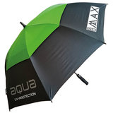 Big Max Aqua UV Paraplu Antraciet/Lime