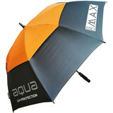 Big Max Aqua UV Paraplu Antraciet/Oranje