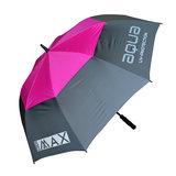 Big Max Aqua UV Paraplu Antraciet/Fuchsia