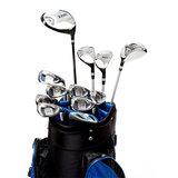 Skymax IX-5 Complete Golfset Dames Graphite met Cartbag Zwart/Grijs_4