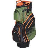 Fastfold Flash Cartbag Golftas Groen/Oranje