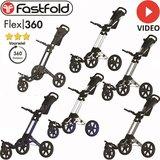 Fastfold Flex 360 Golftrolley