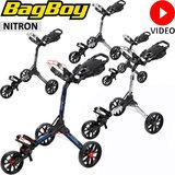 Bagboy Nitron Golftrolley