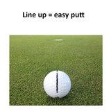 Ball Liner met Stift