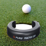 Pure2Improve Practice Cup  in hole