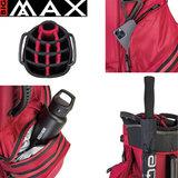 Big Max Aqua Style 3 Waterproof Cartbag close up