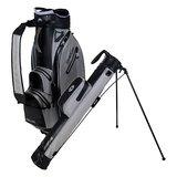 Fastfold Combi Waterproof Cartbag en standbag in 1
