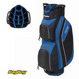 BagBoy Super Lite Cartbag Zwart/Blauw
