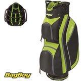 BagBoy Super Lite Cartbag Zwart/Lime