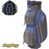 BagBoy Super Lite Cartbag Grijs/Blauw