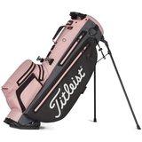 Titleist Players 4 Plus Stadry Standbag Golftas Roze/Grijs