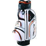 Bigmax Dri Lite Sport Golftrolleytas Wit/Oranje