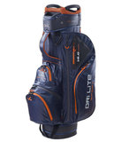 Bigmax Dri Lite Sport Golftrolleytas Navy/Oranje