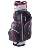 Bigmax Dri Lite Sport Golftrolleytas Antraciet/Fuchsia