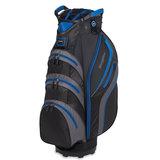 BagBoy Lite Rider II Cartbag Zwart/Grijs/Blauw