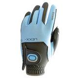 Zoom One Size Fits All golfhandschoen Licht Blauw
