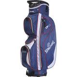 Spalding SP4 Cart Bag beugelhandvat Blauw