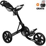 Clicgear 3.5+ Golftrolley, Zwart