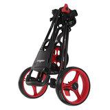 Comp 5000 golftrolley ingevouwen