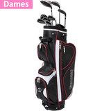 Spalding True Black Complete Golfset Dames