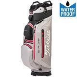 Titleist Stadry Deluxe Waterproof Cartbag Zandkleur