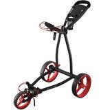 Big Max Blade IP Golftrolley Zwart/Rood