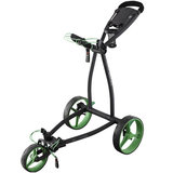 Big Max Blade IP Golftrolley Zwart/Lime
