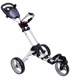 Fastfold 360 Golftrolley Wit/Wit