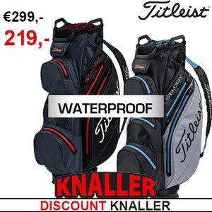 Knaller: Titleist StaDry Waterproof Cartbag