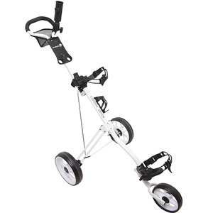 Cougar Track 3-wiel golftrolley Wit