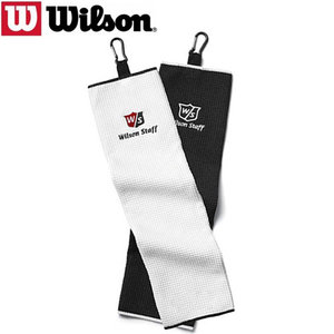 Wilson Golfhandoek wit of zwart