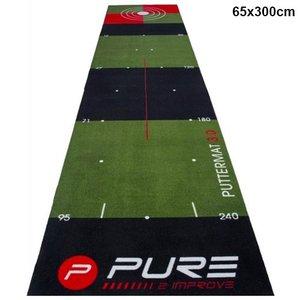 Pure Puttingmat 3 Meter