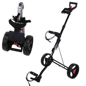 Fastfold Stowa Kleinste tweewiel Golftrolley