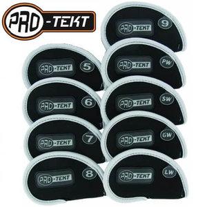 Pro-Tekt Premium Iron Headcover Set