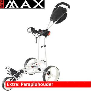 Big Max Autofold FF Golftrolley, Wit