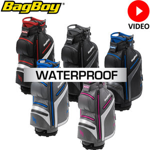BagBoy Technowater DG Lite DRI TL Cartbag