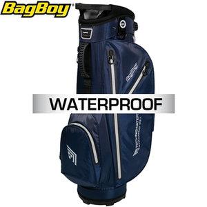 BagBoy C-311 Waterproof Cartbag Golftas, Navy/Zilver