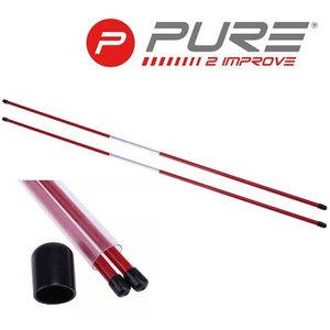 Pure2improve Alignment Tour Sticks