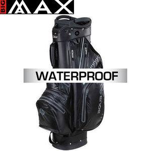 Big Max Aqua Sport Waterproof Cartbag Golftas, Zwart