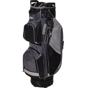 Skymax XL-Lite 14 Cartbag Zwart/Grijs