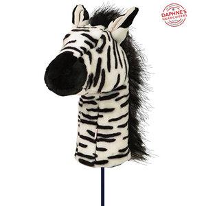 Daphne's Headcovers Zebra