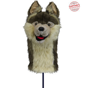 Daphne's Headcovers Wolf