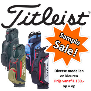 Sample Sale Titleist