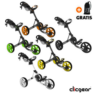 Clicgear 3.5+ Golftrolley
