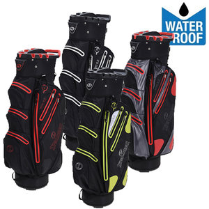 Spalding Waterproof Zero Contact Cartbag