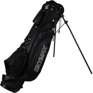 Skymax 6.5 Inch Standbag Golftas, Zwart