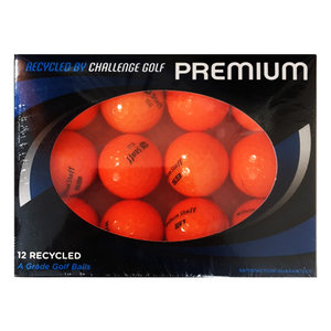 Wilson Staff A-Kwaliteit Lakeballs, 12 Stuks Oranje