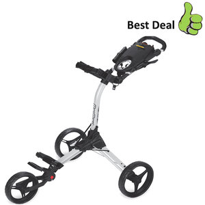 BagBoy Compact 3 Golftrolley, Wit