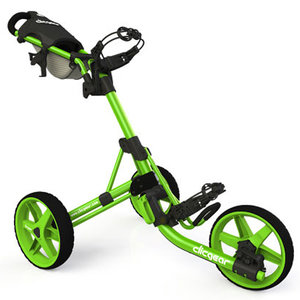 Clicgear 3.5+ All Color Golftrolley, Lime